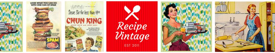 Recipe Vintage