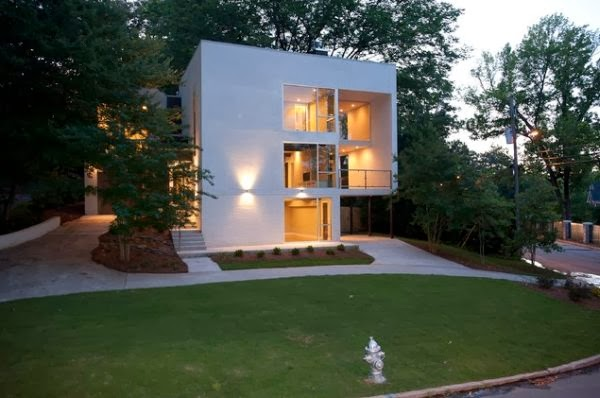 Designing Home 20 Modern And Contemporary Cube Shaped Houses