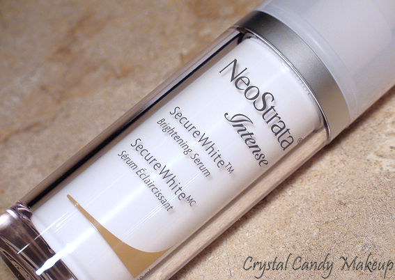 Sérum Éclaircissant SecureWhite de NeoStrata - Review