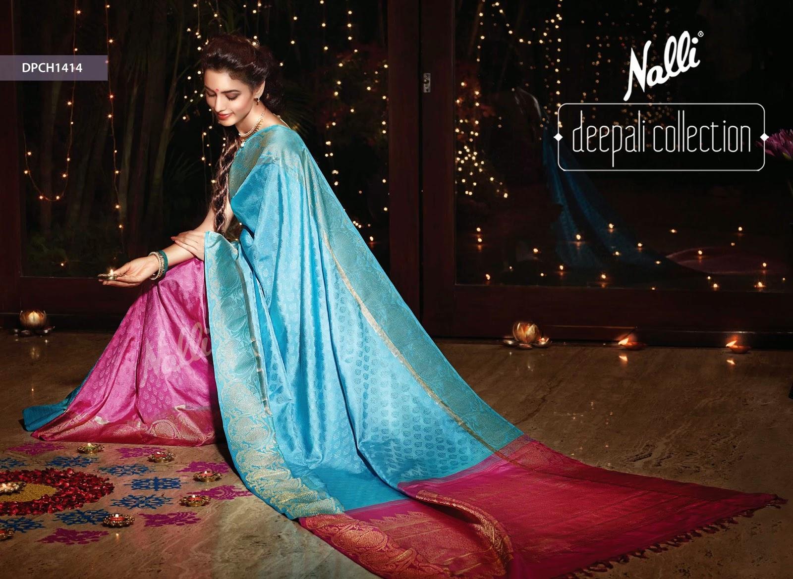 Nalli Deepali Collection