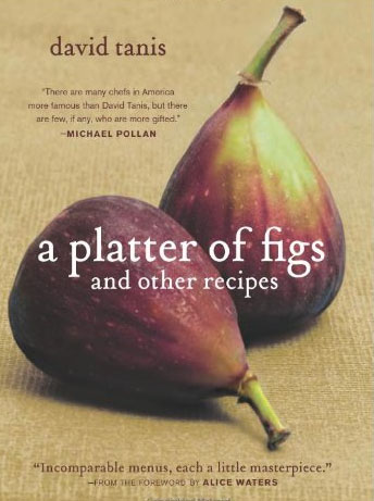 a platter of figs by david tanis order via Amazon/linenandlavender.net here:   http://goo.gl/SGsB8n