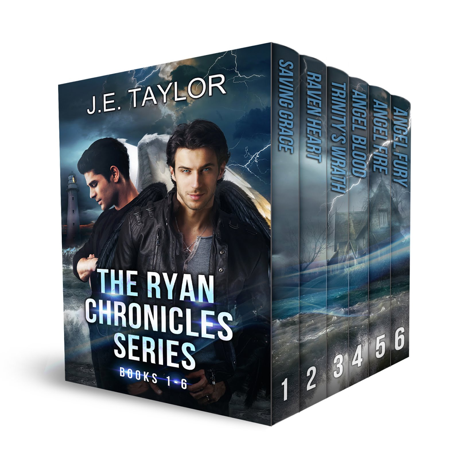 Ryan Chronicles Series Boxed Set