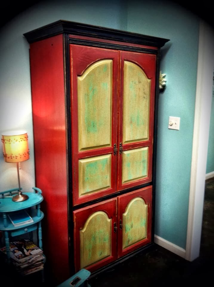 Furniture by MK Designs -> Armoire Design Salon