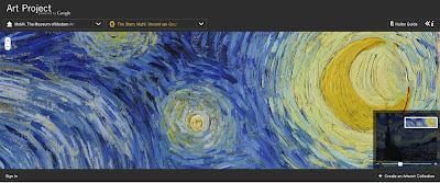 Google Art Project, Van Gogh, Starry Night
