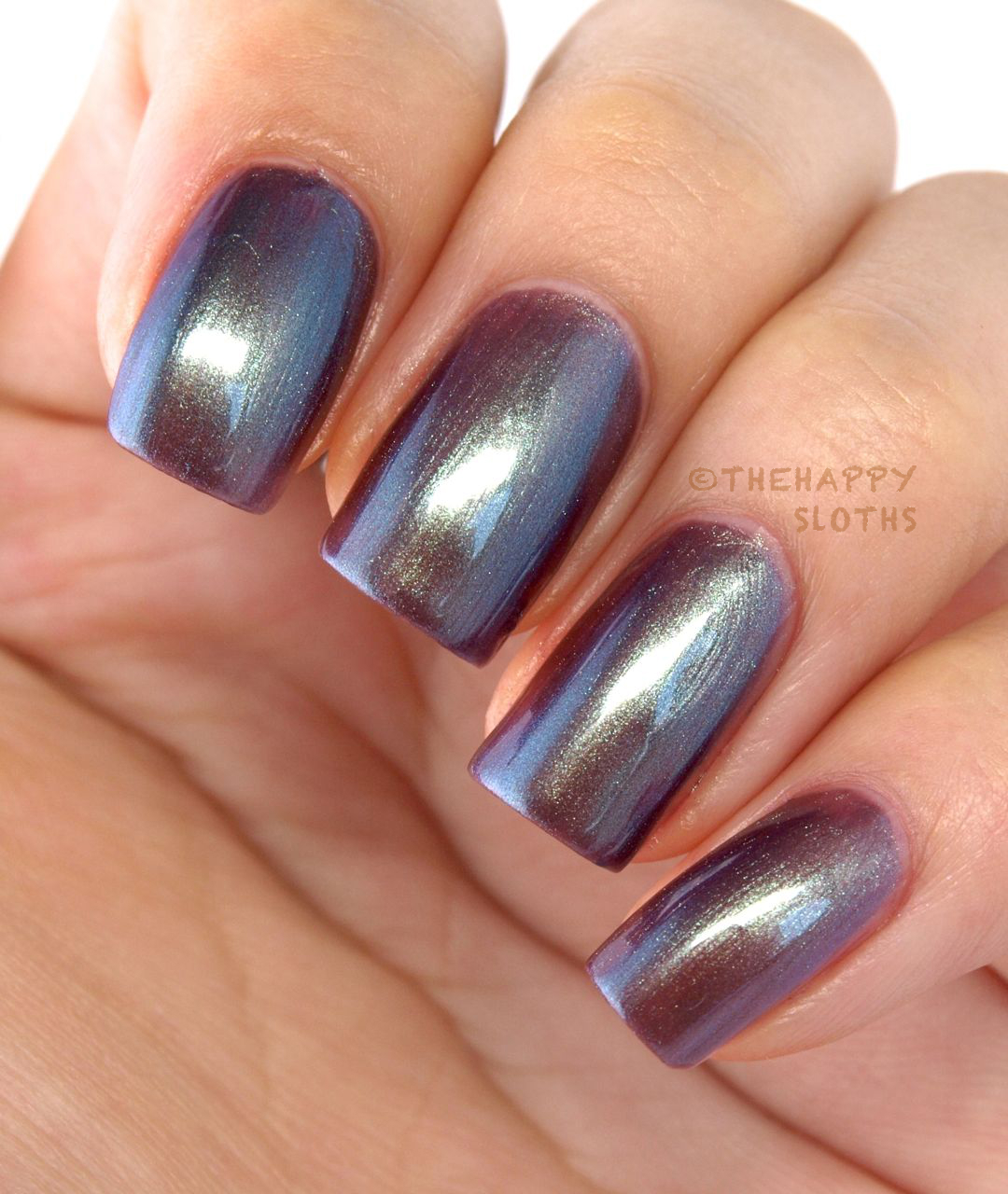 Deborah Lippmann Holiday 2014 Collection Dream Weaver Review and Swatches