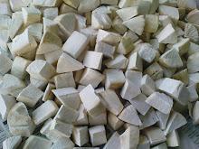 Chips Singkong Kering