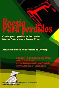Recital en Zaragoza