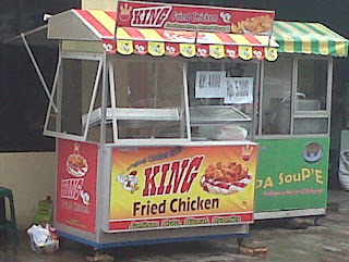Stand King's Fried Chicken