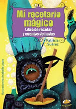 Mi recetario mgico. Libro de recetas y cuentos de hadas