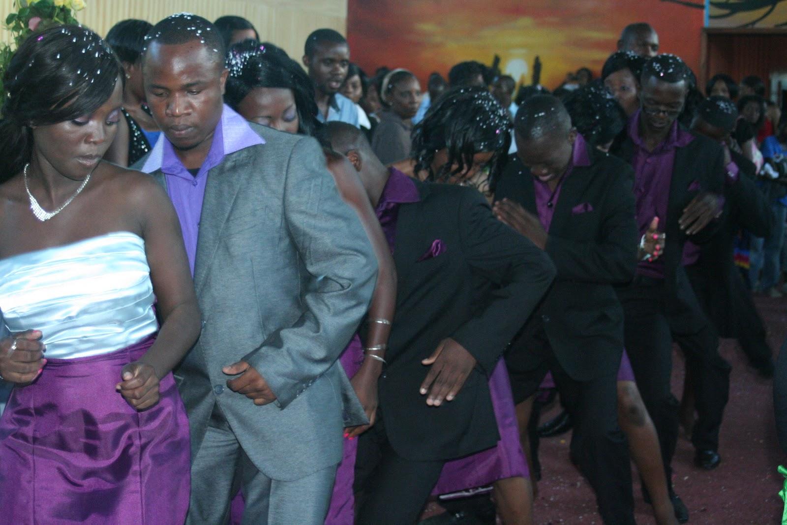 falling from trees a zambian wedding