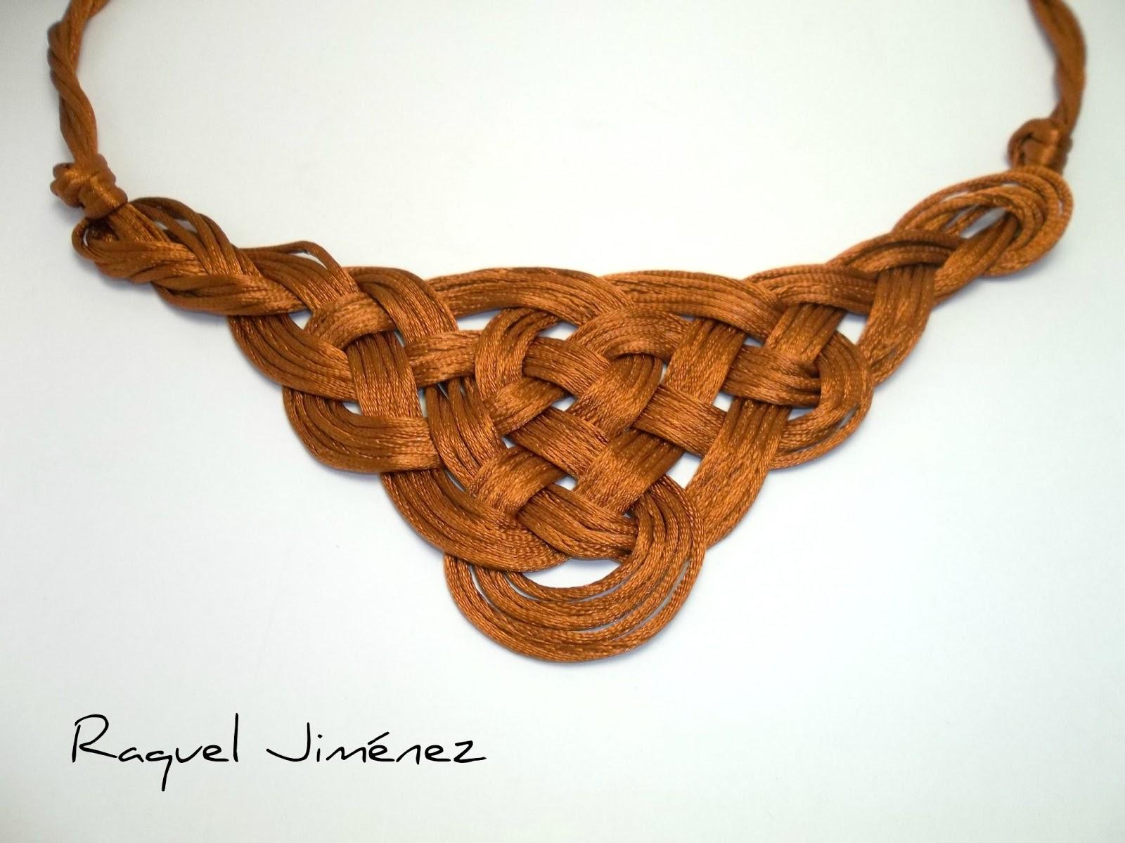 Nudos para collares de cola de raton