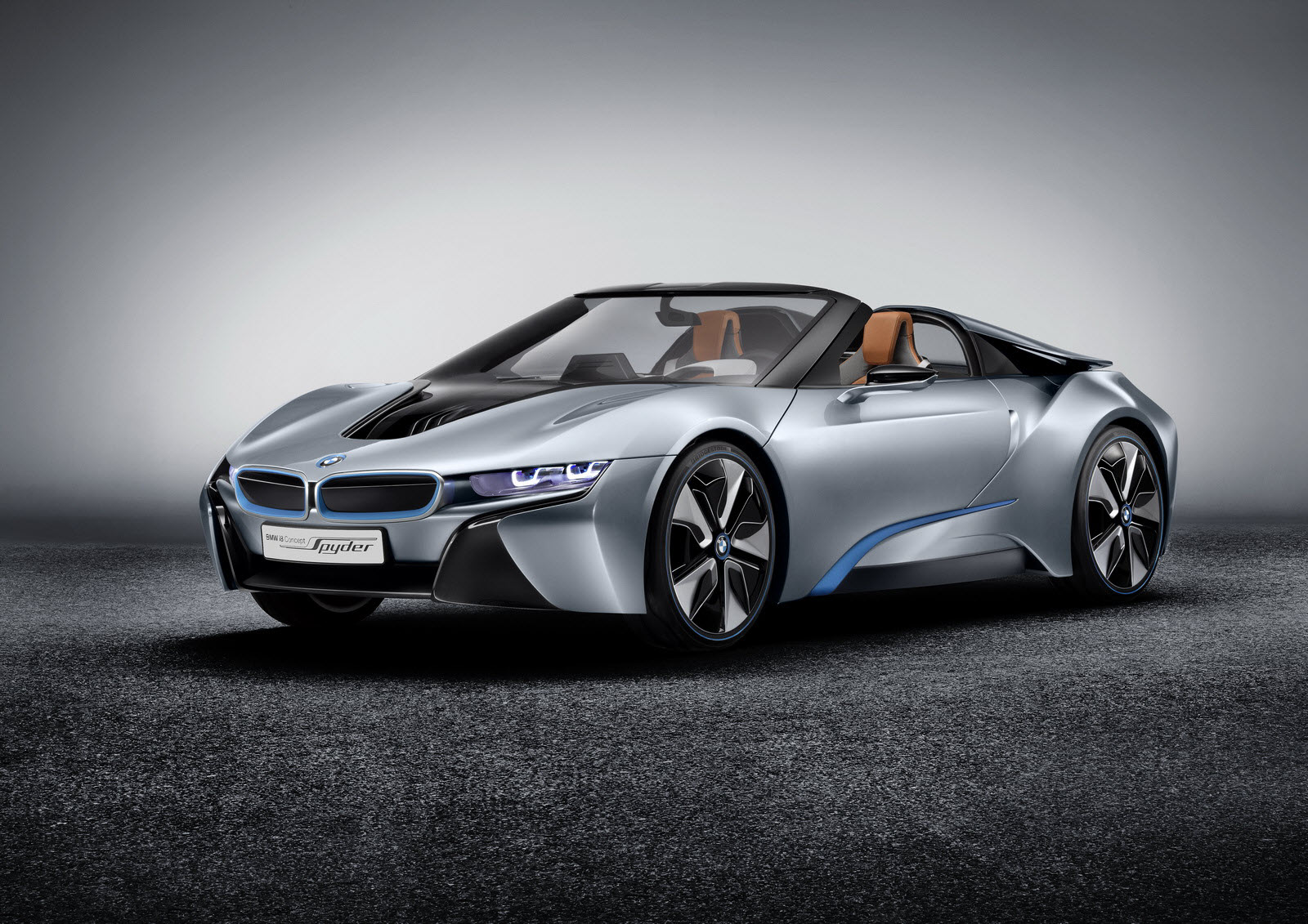 bmw i8 concept spyder. Black Bedroom Furniture Sets. Home Design Ideas