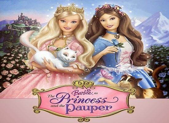Films fran ais barbie - Barbie en princesse ...