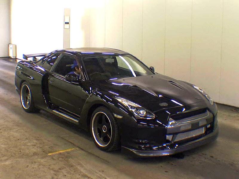 Nissan Skyline GTR R35 Terbaru