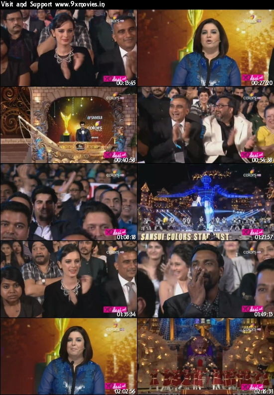 Sansui Colors Stardust Awards 2016 Main Event 720p HDTV