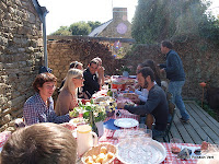 De Grote Mensen tafel