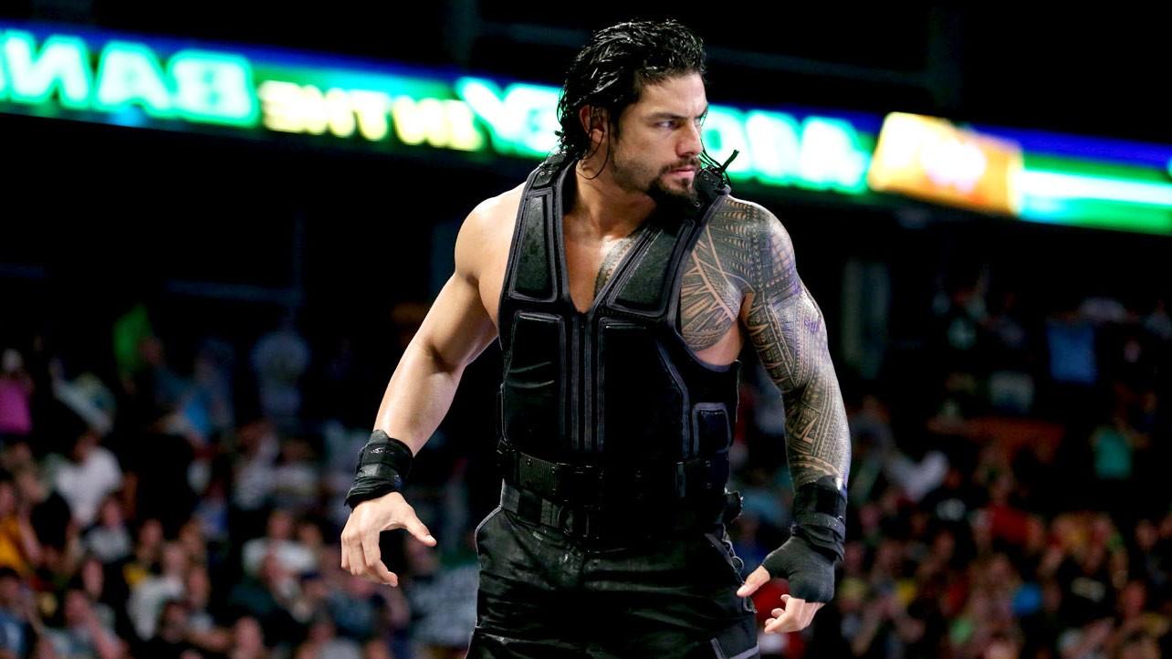 Roman Reigns 2015 Wallpaper | WWE Wallpapers - Full High Definition ...