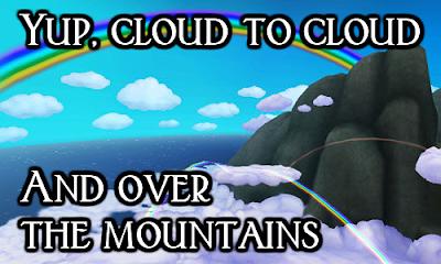 Kingdom Hearts Clouds