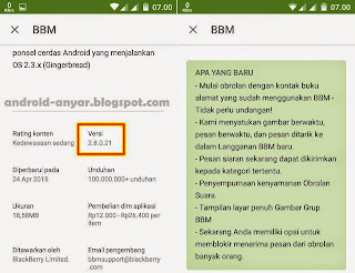 Free Download BBM 2.8.0.21 .APK Final Update Full Custom PIN No Ads