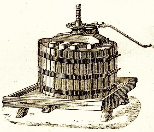 http://fr.wikipedia.org/wiki/Pressoir