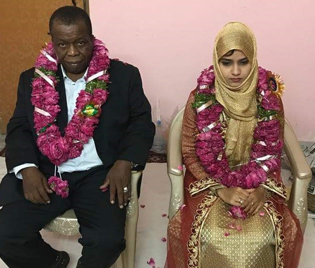 15 Year Old Indian Girl Married Off To An Old Nigerian Man