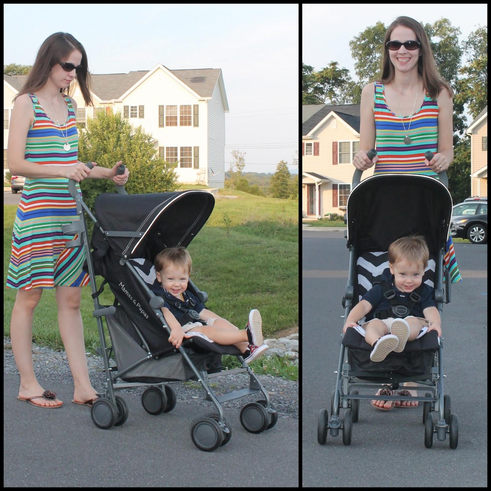 Mamas Papas Tour Lightweight Stroller Review