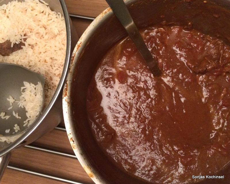 Rogan Josh - Traditionelle indische Küche   Sonjas Kochinsel