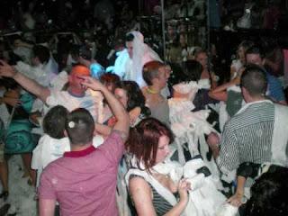 Crowds getting wild at Karma nightclub in Athlone