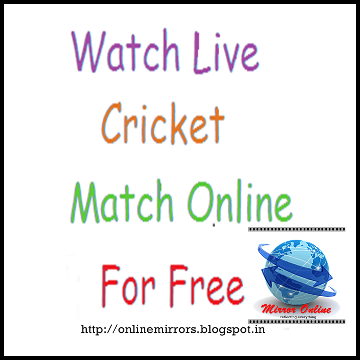 online cricket match free