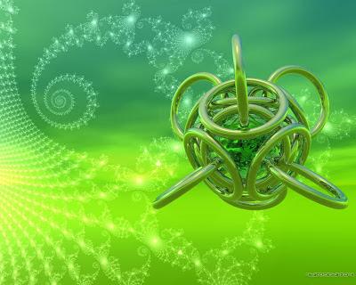 Green wallpaper hd