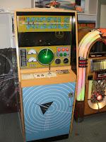 Arcade Missile SEGA