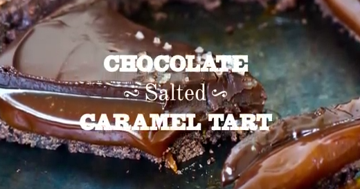 February 2016 Recipes 2017 10 3 Chocolate Mousse >> Dying for Chocolate: Chocolate Salted Caramel Tart