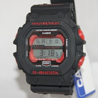 Casio G Shock GX56 Merah