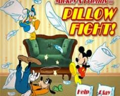 http://media.y8.com/system/contents/22502/original/Mickey_And_Friends_in_Pillow_Fight.swf