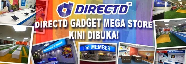 Ohfishiee directd opens the largest gadget megastore in malaysia full list of prices for all gadgets are available on directd website directd sciox Choice Image