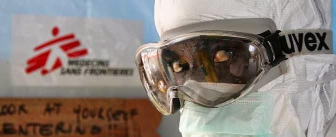 guerra biológica ebola