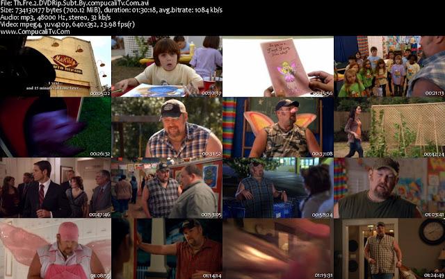 Tooth Fairy 2 DVDRip 2012 Subtitulos Español Latino 1 Link