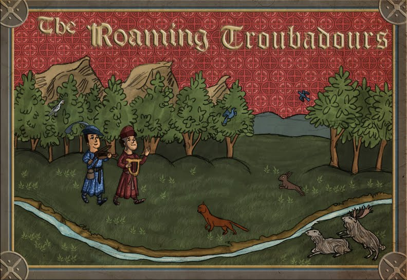 Roaming Troubadours