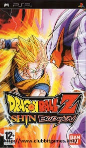 LINK DOWNLOAD GAME dragon ball z shin budokai PSP ISO FOR PC CLUBBIT