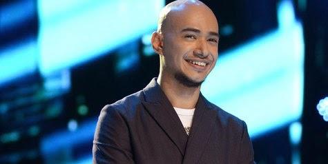 Foto profil biodata Husein Alatas Indonesian Idol 2014