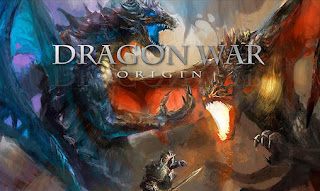 Screenshots of the Dragon War Origin for Android tablet, phone.