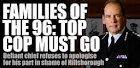 On this Day: 24-10-2012 Sir Norman Bettison resigned following Hillsborough tragedy