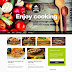 Template Blogspot - Foodmag Food - Responsive