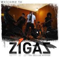 Lirik Chord Zigaz | Sahabat Jadi Cinta