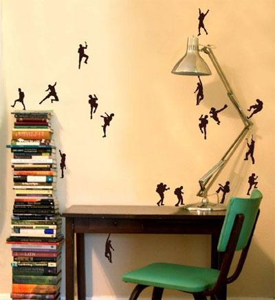 Janela de ideias adesivo de parede - Vinilo para decorar ...