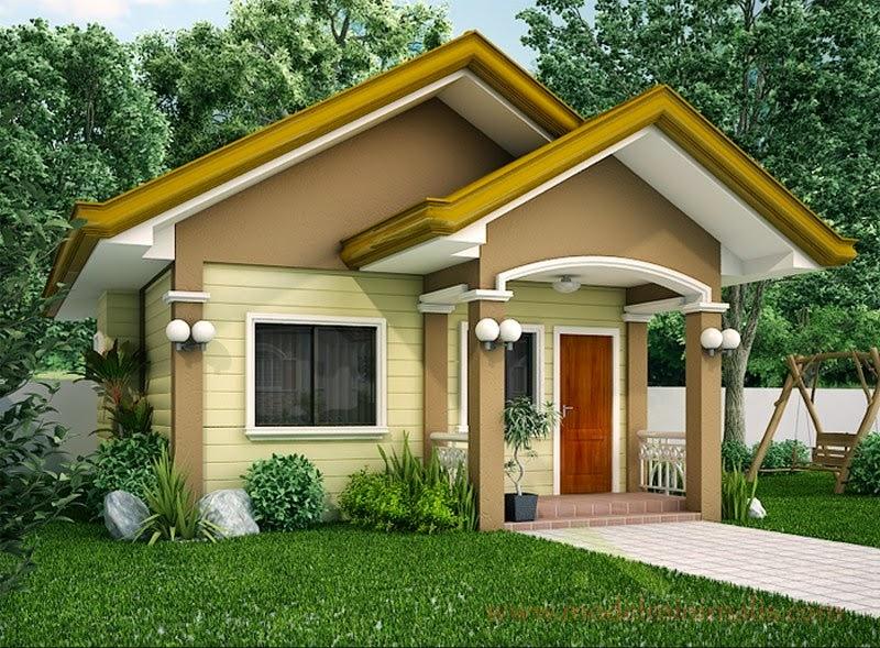 Gambar Rumah Minimalis Satu Lantai Paling Anyar 100 Rumah Minimalis
