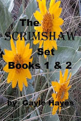 The Scrimshaw Set:Books 1 & 2