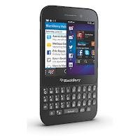 Harga Blackberry Q5 Terbaru Bulan Mei-Juni 2013
