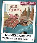 Los MERCADILLOS vuelven en septiembre!! TODOS  los segundos domingos de  cada mes en La ALAMEDA.