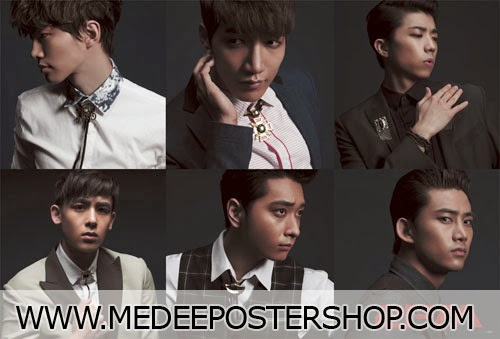 2PM POSTER 2013